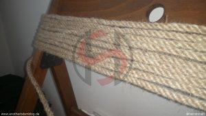 Gespanntes Seil